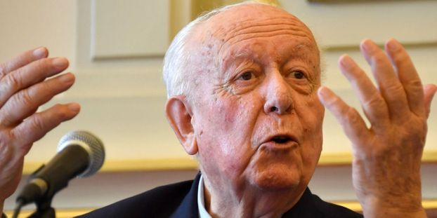 """Jean-Claude Gaudin adresse ses derniers vœux à la presse : """"Après tout ce que j'ai supporté, tout à..."""