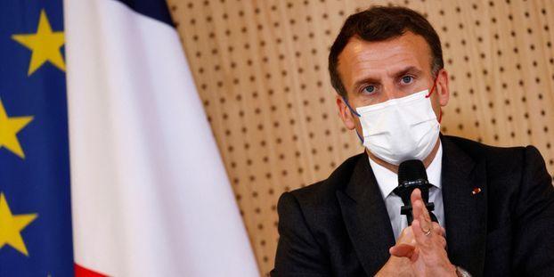 La qualité pour la France … La-popularite-d-Emmanuel-Macron-stable-en-avril-a-37