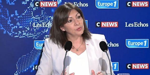 Anne Hidalgo n'exclut pas une candidature à la présidentielle.