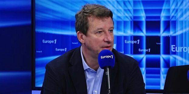 Yannick Jadot était lundi l'invité politique de la matinale d'Europe 1.