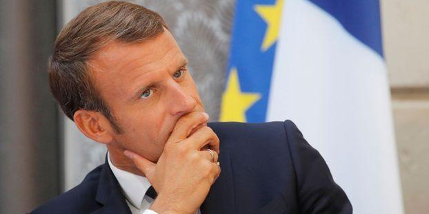 """Macron confie au """"Time"""" que la crise des """"gilets jaunes"""" a été """"bonne"""" pour lui"""