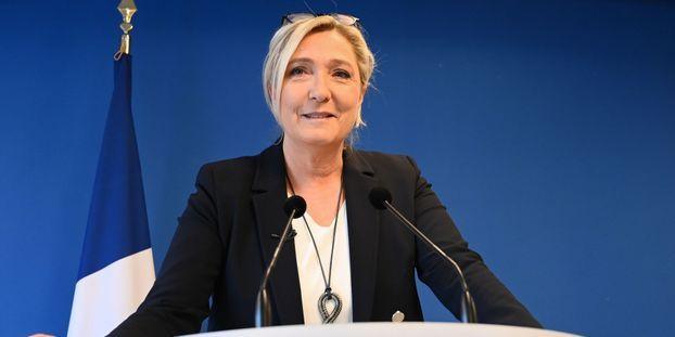 Marine Le Pen candidate à l'élection présidentielle de 2022 : des sympathisants satisfaits... mais mesurés
