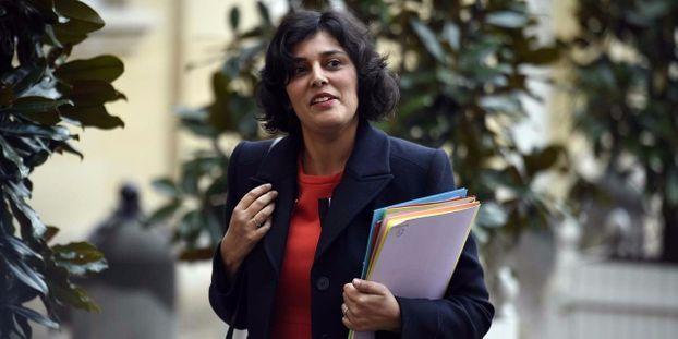 Myriam El Khomri Je Suis Debout Motivee Et Determinee