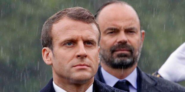 Popularité : Emmanuel Macron et Edouard Philippe en hausse