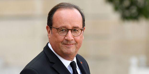"""Pour François Hollande, """"on a manqué de reconnaissance"""" à l'égard de Ségolène Royal"""