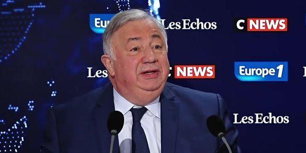 """Retraites : Gérard Larcher dénonce """"une faute originelle"""" du gouvernement"""