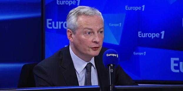 """Ségolène Royal évincée ? """"Ambassadeur ou politique, il faut choisir"""", juge Bruno Le Maire"""