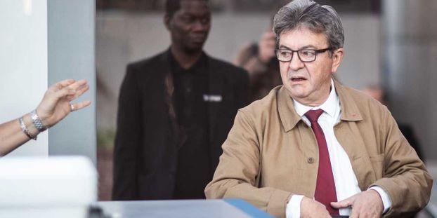 Sondage : trois quarts des Français ont une mauvaise opinion de Jean-Luc Mélenchon