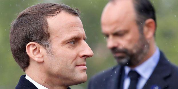 Sondages : Emmanuel Macron et Edouard Philippe chutent lourdement