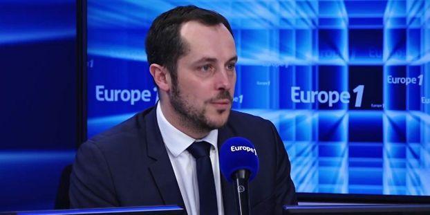 Nicolas Bay (RN) a sévèrement taclé la candidature de Xavier Bertrand.