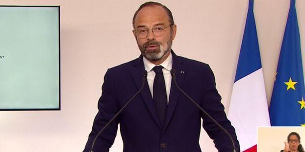 Edouard Philippe a rappelé la fragilité sanitaire des territoires d'outre-mer confrontés à l'épidémie.