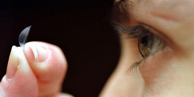 Des lentilles de nuit pour traiter la myopie 34ee2a21b943