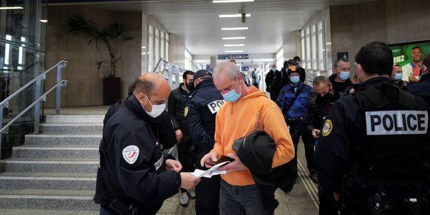 Les contrôles de police et de gendarmerie sont à nouveau renforcés pour les vacances de Pâques (photo d'illustration).