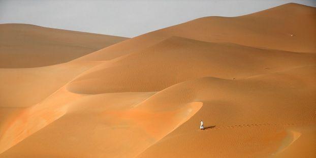 Le sable du Sahara vole aux quatre coins du monde, et fertilise les sols