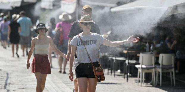 Des records de chaleur ont été battus en Europe cet été.