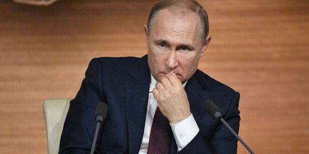 """Une """"lubie personnelle"""" ? Les affirmations climato-sceptiques de Poutine passent mal auprès du Giec"""
