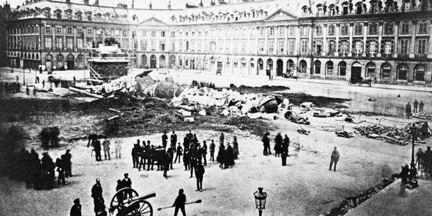 Commune, Commune de Paris