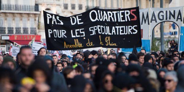 """À Marseille, """"le sujet du mal-logement est primordial pour les municipales"""""""
