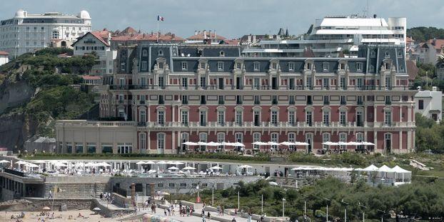Biarritz : manifestation surprise des pompiers à quelques jours du G7