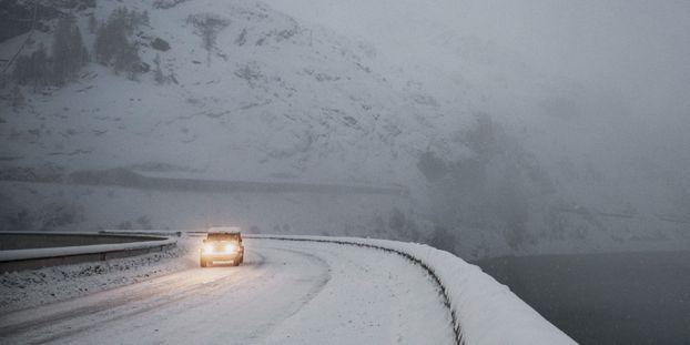 Chutes de neige : les Pyrénées-Orientales en vigilance orange
