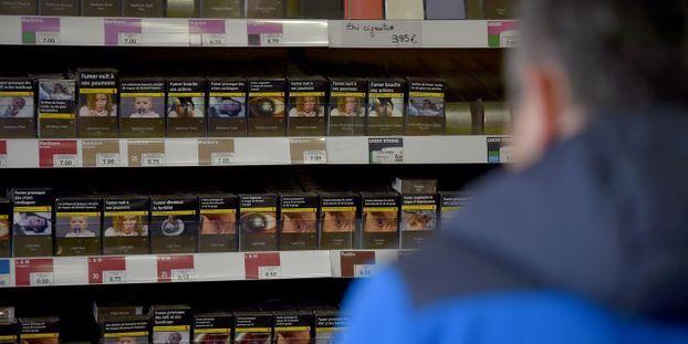 Cigarettes   de nouveaux prix à partir du 1er janvier 2019 d02e5fd59681