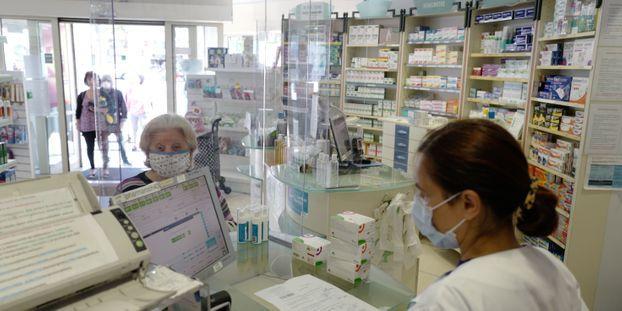 Les pharmacies pourraient participé à la campagne de vaccination.