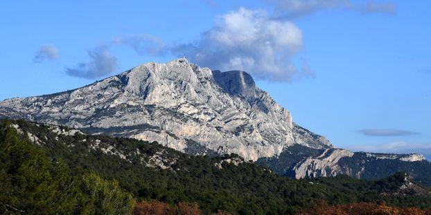 Dans les pas de Cézanne sur la montagne Sainte-Victoire