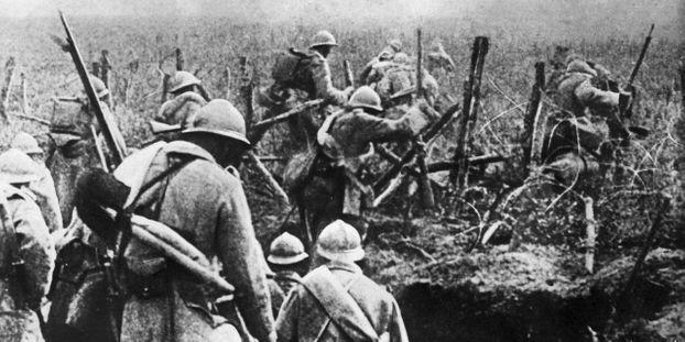 Datant de nous soldats en Allemagne