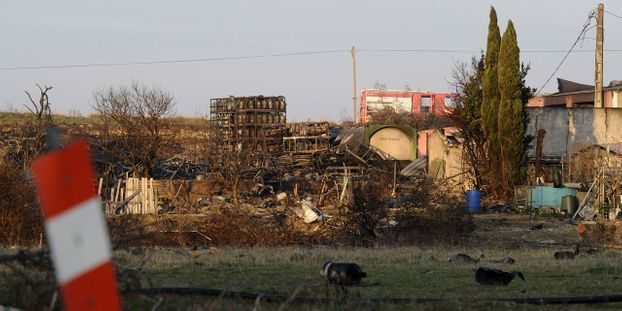 Explosions de bonbonnes de gaz dans le Vaucluse   deux mis en examen 854a7b862c5