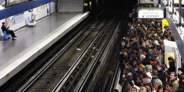 Grève SNCF et RATP : quelles perturbations dans les transports lundi ?
