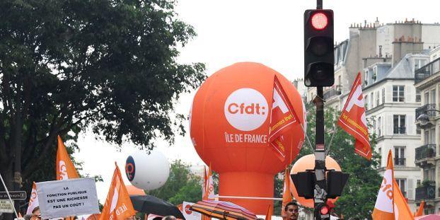 La Cfdt Devient Le Premier Syndicat Francais La Cgt Reste En Tete
