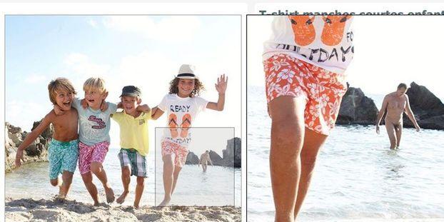 profitez de la livraison gratuite le moins cher mode la plus désirable La Redoute surfe sur le buzz de l'homme nu