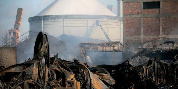 Lubrizol : riverains et salariés divisés sur la reprise de l'activité de l'usine