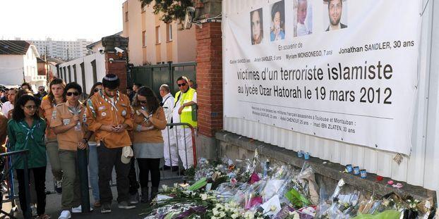 L'attentat du 19 mars 2012 à l'école juive Ozar Hatorah a fait quatre morts.