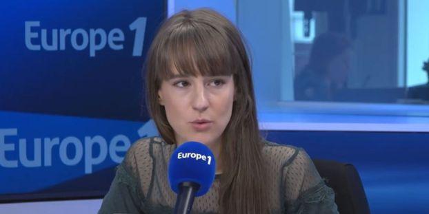 """Mathilde, 30 ans, remarche grâce aux dons du Téléthon : """"J'espère que tout le monde aura la même..."""