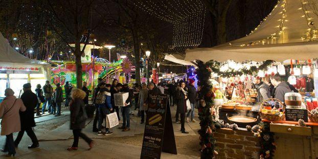 7f3221d9 Paris arrête le marché de Noël des Champs Elysées sous sa forme actuelle