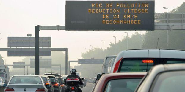 La préfecture du Nord a également imposé des vitesses maximales abaissées de 20km/h.