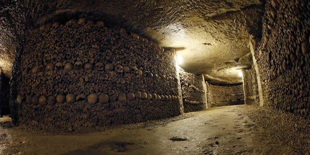 Pour Halloween, Airbnb vous offre une nuit dans les catacombes