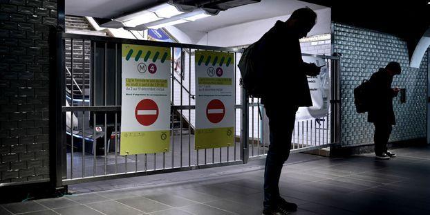 Retraites : le trafic SNCF et RATP sera encore très perturbé jeudi
