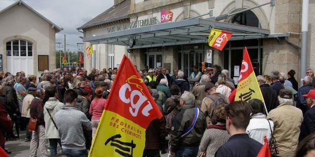 SNCF : la CGT-Cheminots isolée dans son appel à la grève le 19