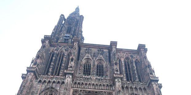 Strasbourg : un drone se coince dans la flèche de la cathédrale, le propriétaire interpellé