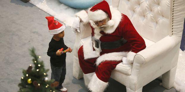 Y A T Il Un âge Pour Arrêter De Croire Au Père Noël