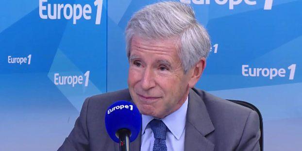 """Alain Minc sur le tennis : """"Je veux être classé avec les femmes, mon classement serait meilleur"""""""
