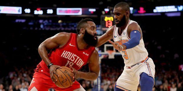 84cdd693908e3 Basket-NBA : James Harden inscrit 61 points à New York, record de la saison