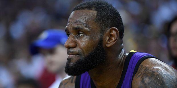 bc3c1f1a1f12 Basket-NBA   les Lakers ne vont pas précipiter le retour de LeBron James