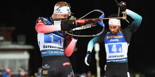 outlet factory outlets new list Biathlon : Fourcade et le relais français 2e à Ostersund ...