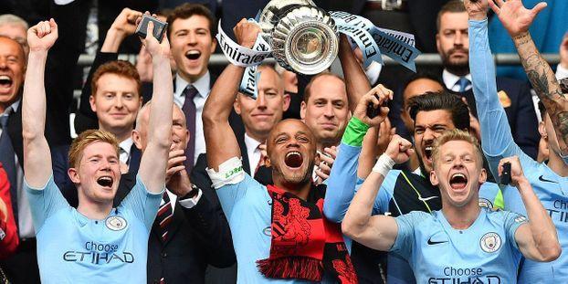 Coupe d'Angleterre : troisième trophée domestique pour Manchester City, qui entre dans l'histoire