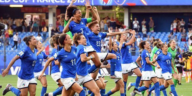 Coupe du monde féminine : l'Italie qualifiée pour les quarts après sa victoire sur la Chine
