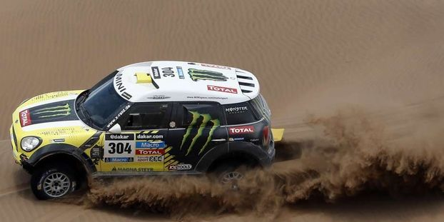 Doublé espagnol pour le Dakar 2014 69facda6b8b