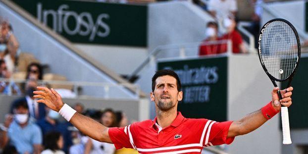 Djokovic renverse Tsitsipas et remporte Roland-Garros !